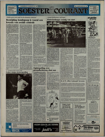 Soester Courant 1987-08-12