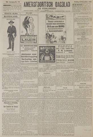 Amersfoortsch Dagblad / De Eemlander 1926-11-12