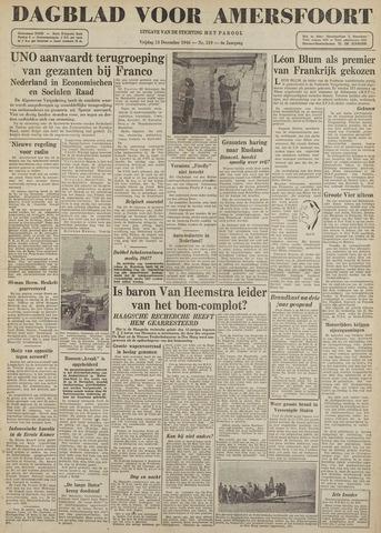 Dagblad voor Amersfoort 1946-12-13