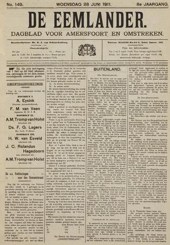 De Eemlander 1911-06-28