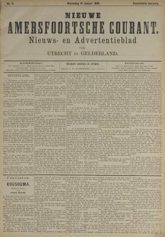 Nieuwe Amersfoortsche Courant 1888-01-18