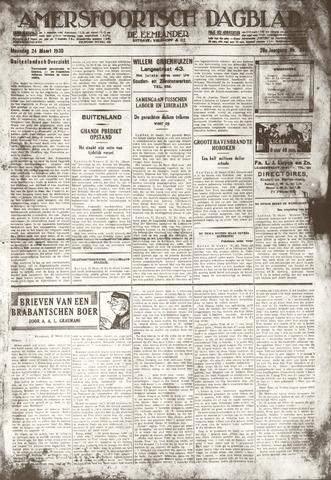 Amersfoortsch Dagblad / De Eemlander 1930-03-24