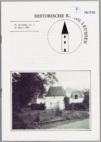 Historische Kring Leusden 1990