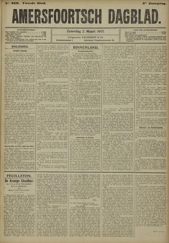 Amersfoortsch Dagblad 1907-03-02