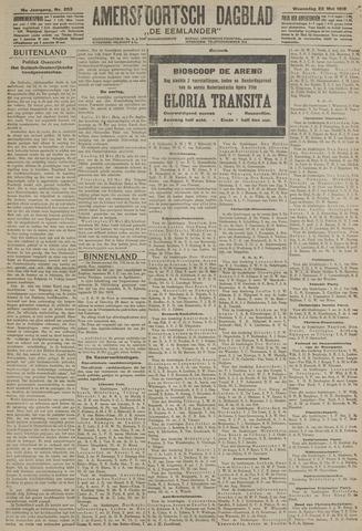 Amersfoortsch Dagblad / De Eemlander 1918-05-22