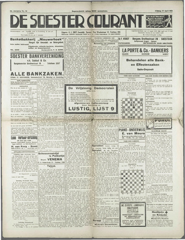 Soester Courant 1931-04-17