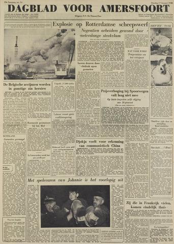 Dagblad voor Amersfoort 1950-01-17