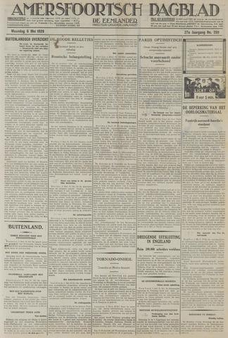 Amersfoortsch Dagblad / De Eemlander 1929-05-06