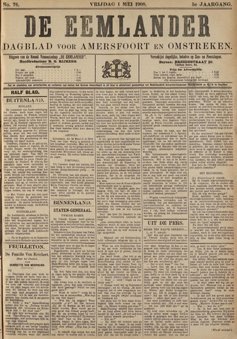 De Eemlander 1908-05-01