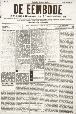 De Eembode 1897-06-12