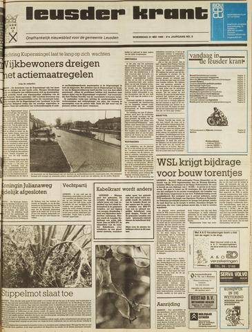 Leusder Krant 1989-05-31