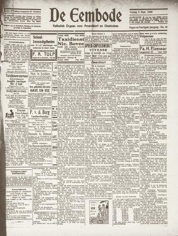 De Eembode 1935-09-06