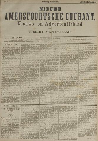Nieuwe Amersfoortsche Courant 1888-05-30