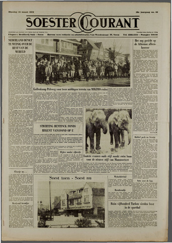 Soester Courant 1972-03-28