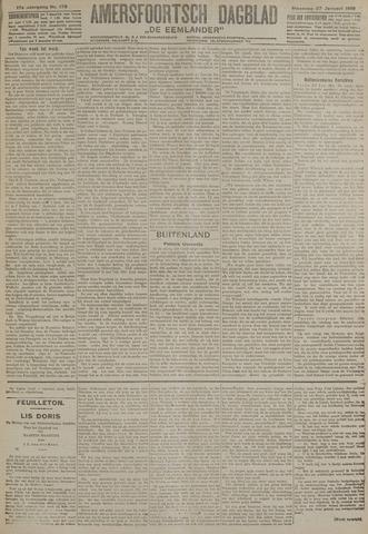 Amersfoortsch Dagblad / De Eemlander 1919-01-27