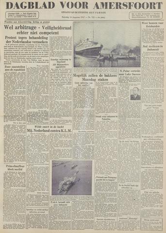 Dagblad voor Amersfoort 1947-08-16