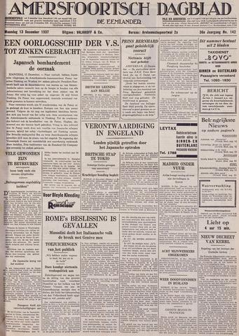 Amersfoortsch Dagblad / De Eemlander 1937-12-13
