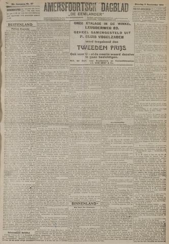 Amersfoortsch Dagblad / De Eemlander 1919-09-02
