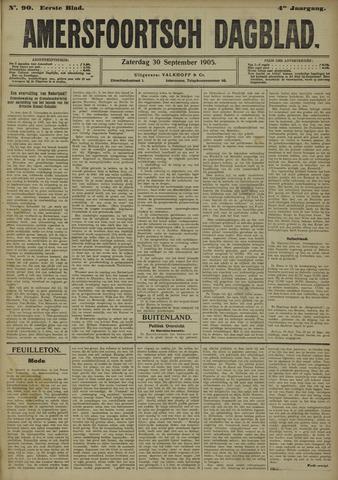 Amersfoortsch Dagblad 1905-09-30