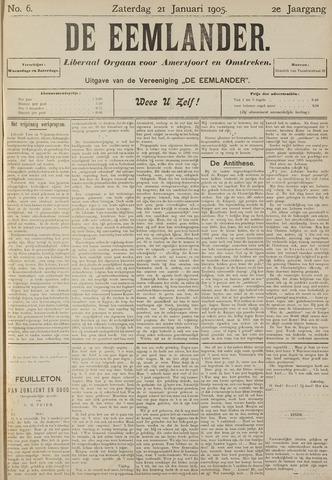 De Eemlander 1905-01-21