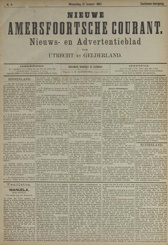 Nieuwe Amersfoortsche Courant 1887-01-12