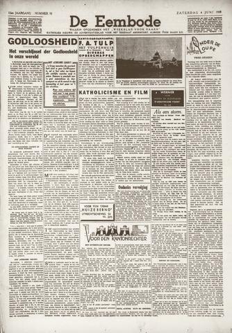 De Eembode 1938-06-04