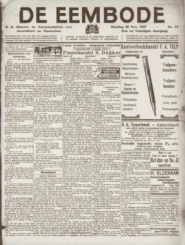 De Eembode 1927-11-29
