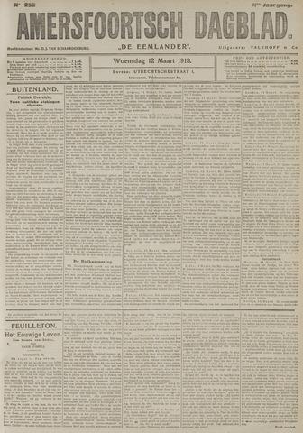Amersfoortsch Dagblad / De Eemlander 1913-03-12