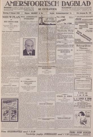 Amersfoortsch Dagblad / De Eemlander 1935-02-09