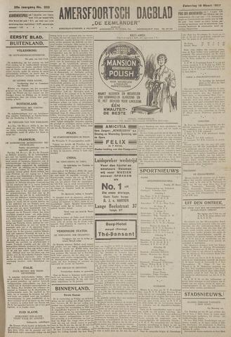 Amersfoortsch Dagblad / De Eemlander 1927-03-19