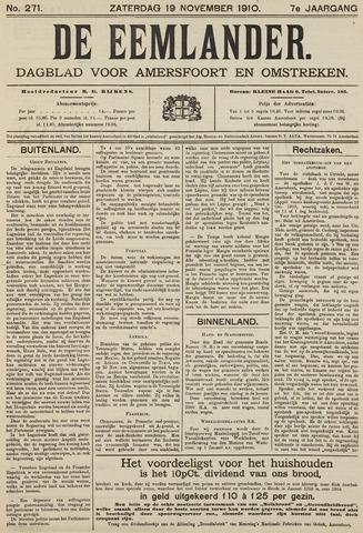 De Eemlander 1910-11-19