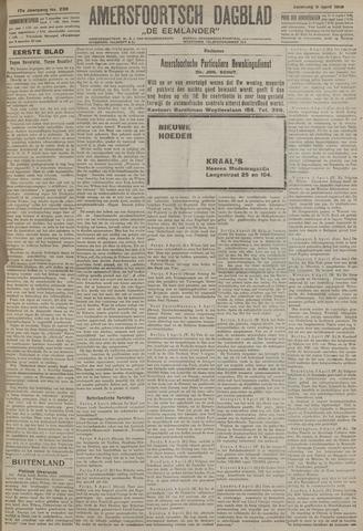 Amersfoortsch Dagblad / De Eemlander 1919-04-05