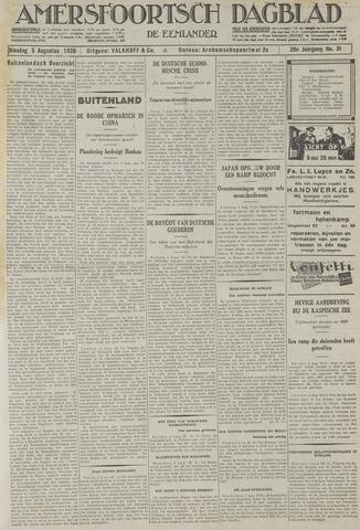 Amersfoortsch Dagblad / De Eemlander 1930-08-05