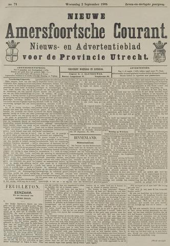 Nieuwe Amersfoortsche Courant 1908-09-02