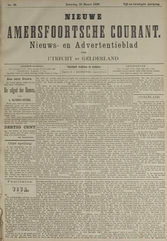 Nieuwe Amersfoortsche Courant 1896-03-28