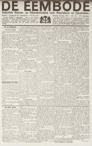 De Eembode 1917-08-28