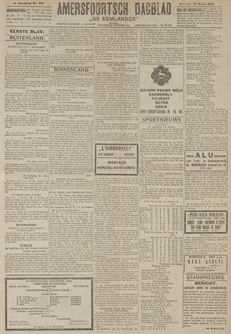 Amersfoortsch Dagblad / De Eemlander 1923-03-10