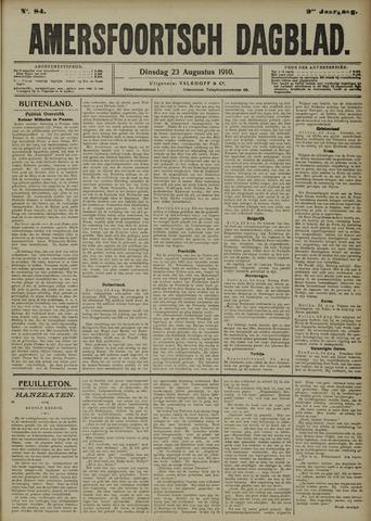 Amersfoortsch Dagblad 1910-08-23