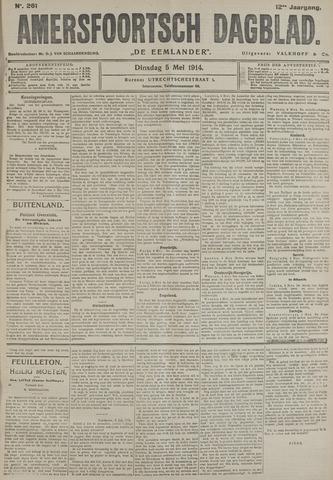 Amersfoortsch Dagblad / De Eemlander 1914-05-05