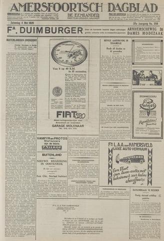 Amersfoortsch Dagblad / De Eemlander 1929-05-04