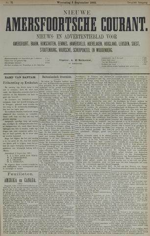 Nieuwe Amersfoortsche Courant 1883-09-05