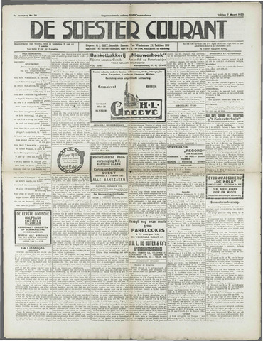 Soester Courant 1930-03-07
