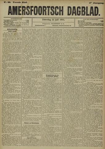 Amersfoortsch Dagblad 1905-07-22