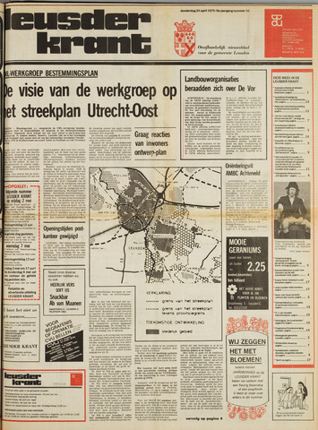 Leusder Krant 1975-04-24