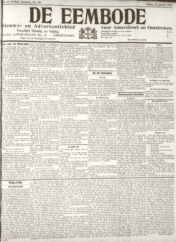 De Eembode 1913-01-24