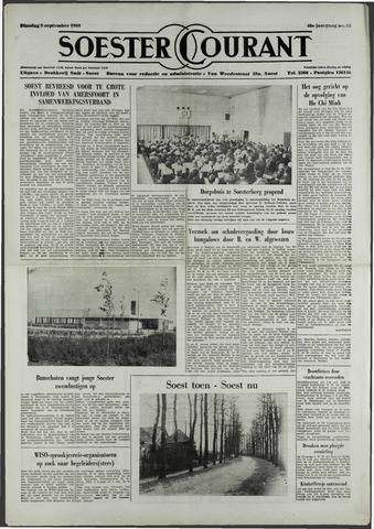 Soester Courant 1969-09-09