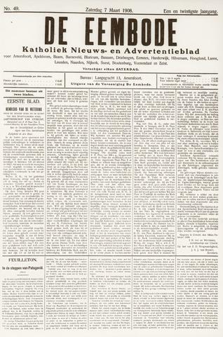 De Eembode 1908-03-07