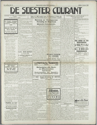 Soester Courant 1929-10-11