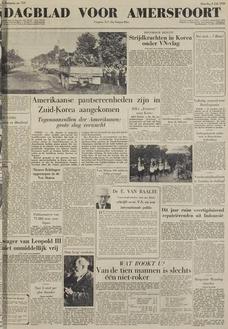 Dagblad voor Amersfoort 1950-07-08