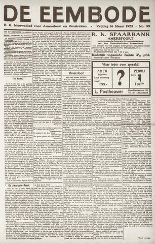 De Eembode 1923-03-16